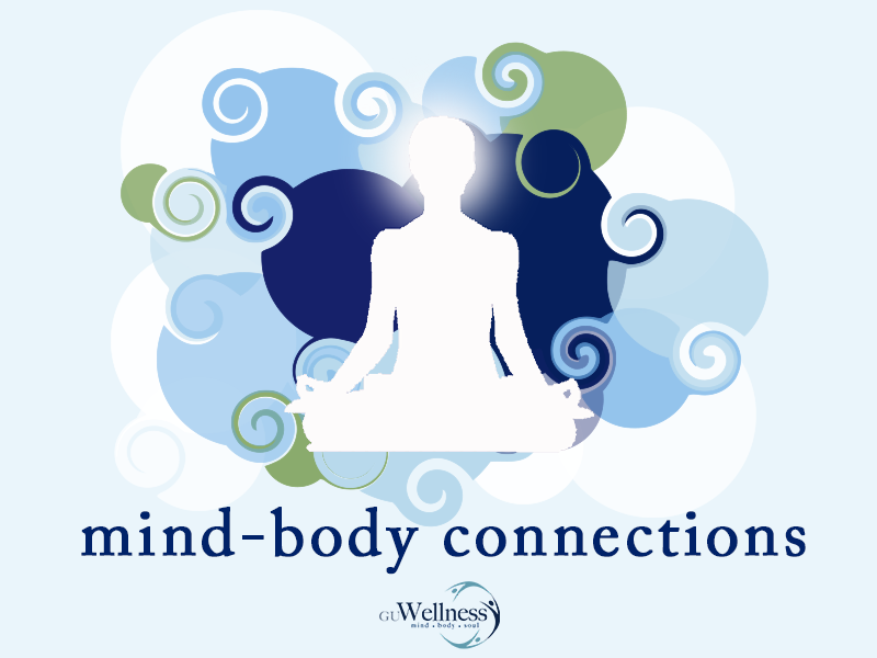 the strong connection between body and mind The mind-body connection is no longer up for debate a happier you is a healthier you learn how to beat stress, depression, anxiety, and more using these natural remedies, tips, and expert advice.