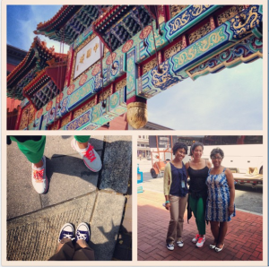 Registars share their Chinatown Loop walk on Twitter & Instagram!