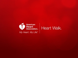 Join us at the Greater Washington Heart Walk this Saturday, November 9 at 10 AM on the National Mall. Click to Register or donate today!